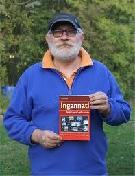 """Giovanni Sandi di Signoraggio con il libro """"Ingannati"""""""
