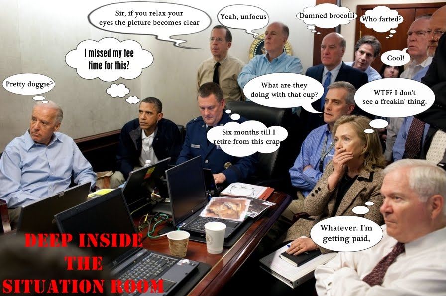 Deep Inside The Situation Room