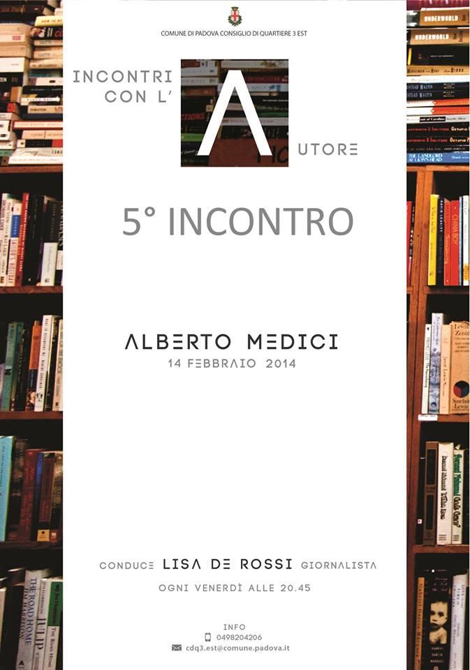autore alberto medici 1
