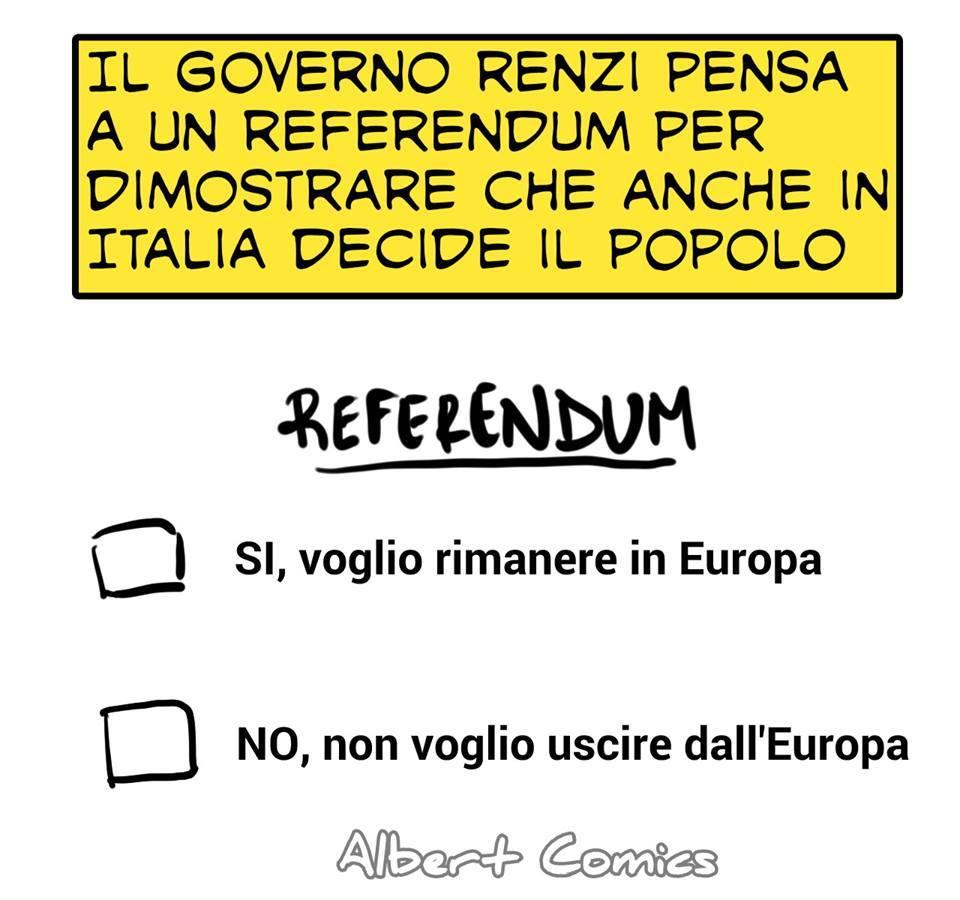 referendum renzi