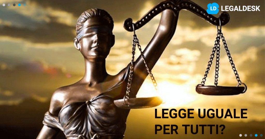 Dossier Giustizia